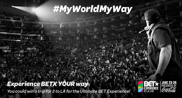 AT&T 2016 BETX Sweepstakes