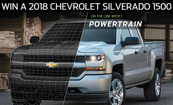 Nascar Com Chevrolet Playoffs Promotion Sweepstakes Win 2018