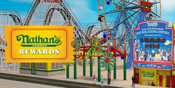 Nathan's Famous Coney Island Sweepstakes and Instant Win Game