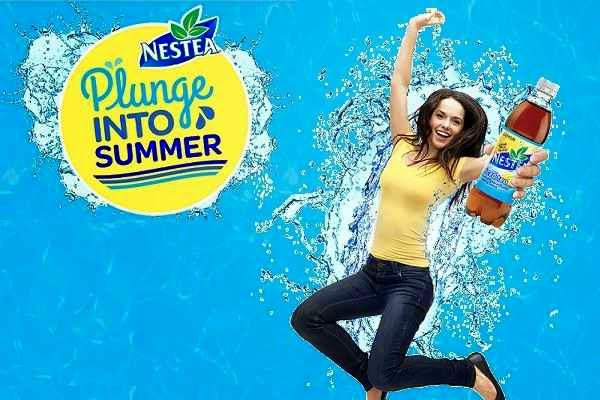 Nestea Plunge Into Summer Sweepstakes