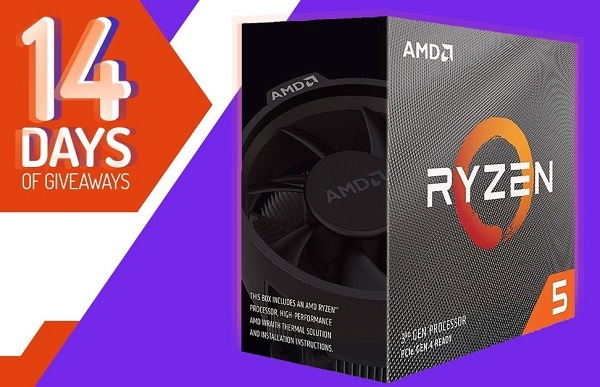 Newegg 14 Days of Giveaway