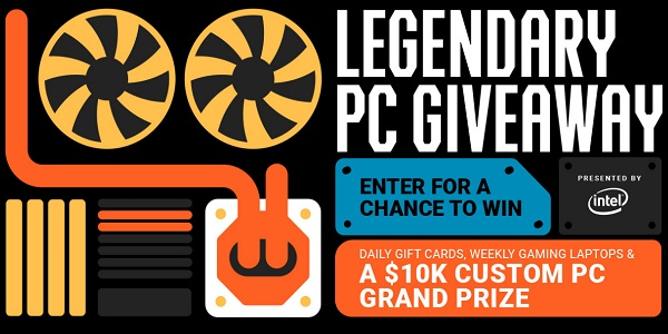 Newegg.com Legendary PC Giveaway!