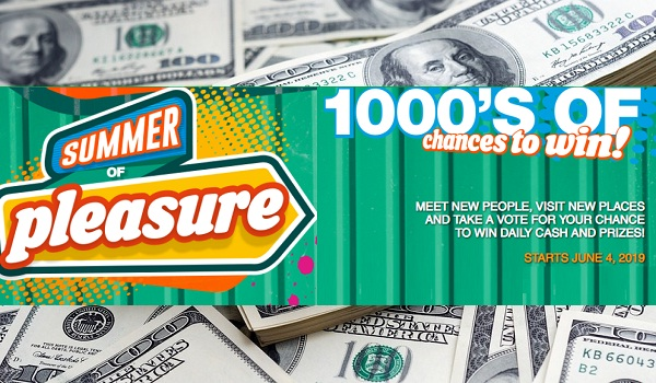 Newport-pleasure com Payday Scratch Off Instant Win Game