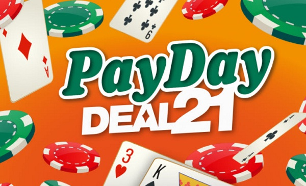Newport Payday Deal 21 Instant Win Card Game