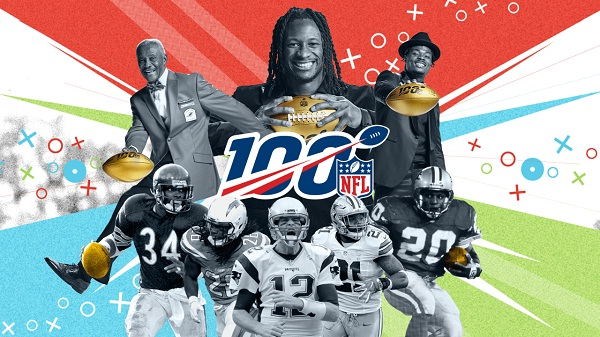 NFL.com Huddle for 100 Sweepstakes