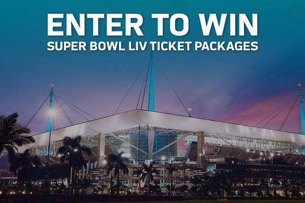 NFL Super Bowl LIV Sweepstakes