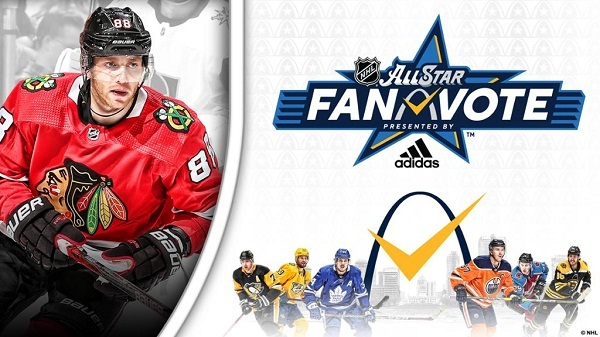 NHL 2020 All-Star Fan Vote Sweepstakes