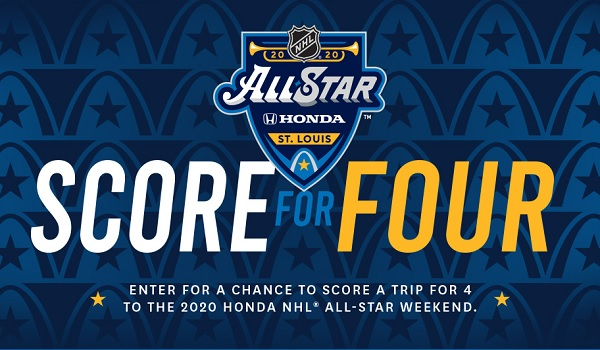 Honda NHL All-Star Game Contest
