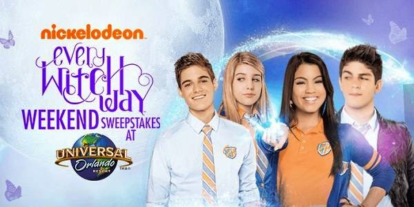 Every Witch Way Weekend Sweepstakes