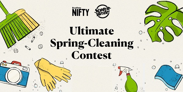 Scotch-Brite and Nifty Cleaning Contest  On Niftycleancontest.com