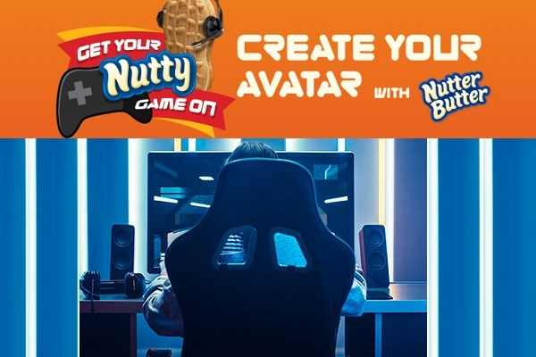 Nutter Butter IWG and Sweepstakes on Nutterbutter.com