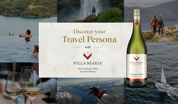 Villa Maria Wine Win a trip for two to New Zealand Sweepstakes