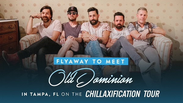 Old Dominion Flyaway Sweepstakes
