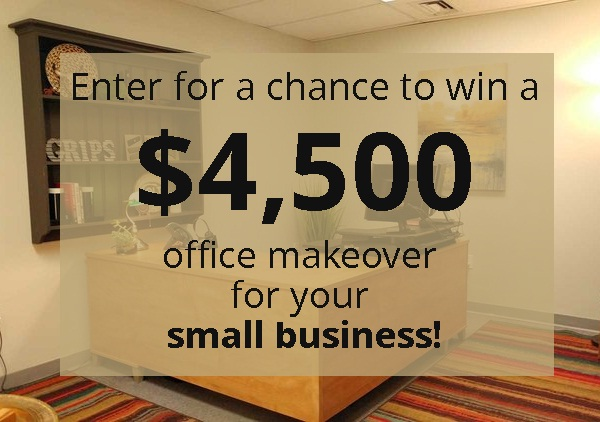 Office Depot Small Business Saturday Sweepstakes: Win Office Makeover