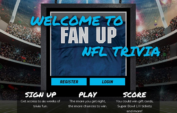 Oikos Fan Up NFL Season Sweepstakes on www.oikosfanup.com