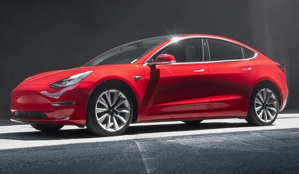 Omaze Tesla Model 3 Sweepstakes