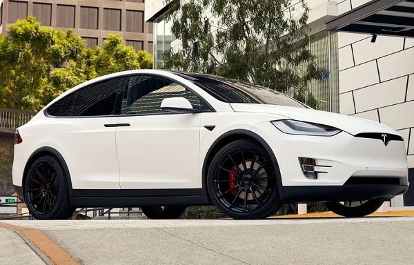Omaze Tesla Model X Sweepstakes