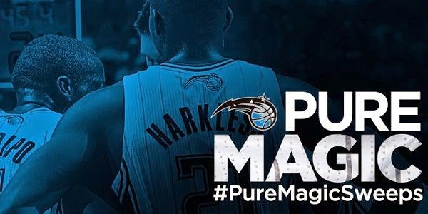 Orlando Magic Pure Magic Sweepstakes