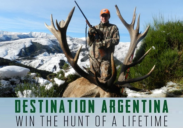 lifetime sweepstakes outdoor life destination argentina hunt of a lifetime 2331