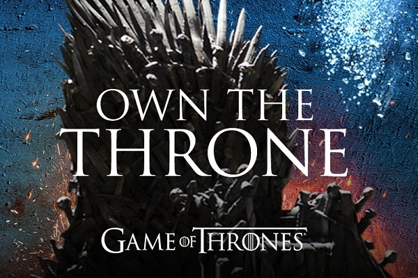 AT&T Own the Throne Sweepstakes
