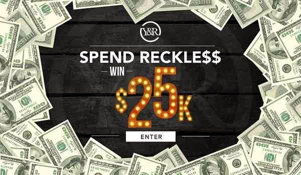 PacSun Spend Reckless Sweepstakes
