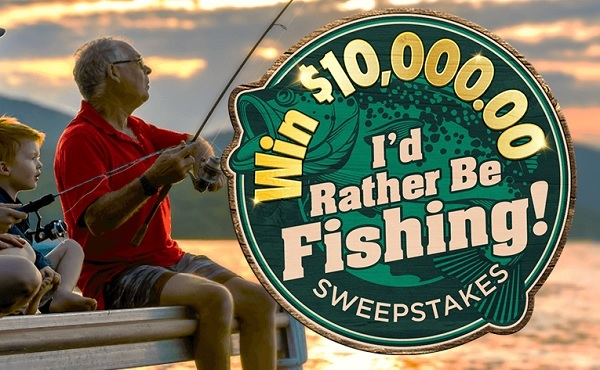 PCH.com $10K Fishing Trip Sweepstakes