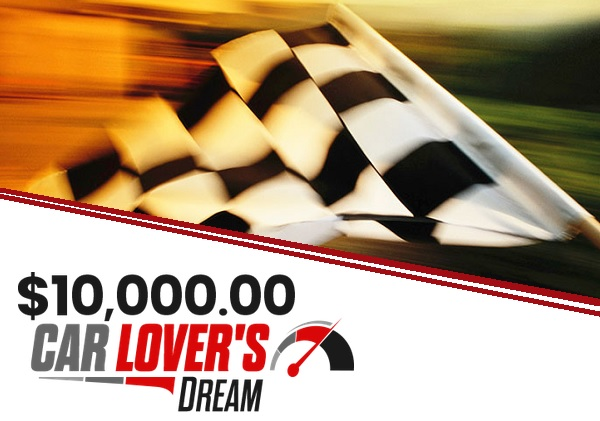 PCH Car Lovers Sweepstakes: Win $10000 Cash!