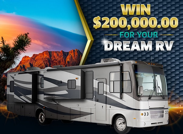 Pch Dream Car >> PCH Dream RV Sweepstakes 2020   SweepstakesBible