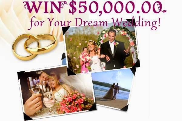 PCH.com $50,000 Dream Wedding Sweepstakes