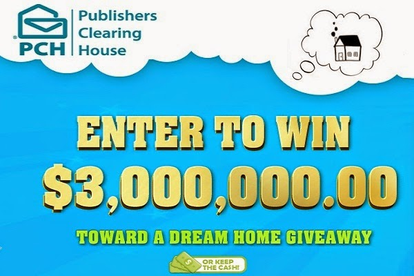 win a dream home giveaway pch blog