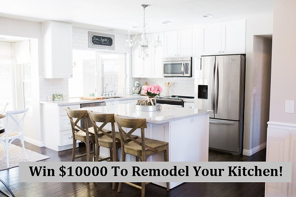 win a kitchen makeover canada 2019