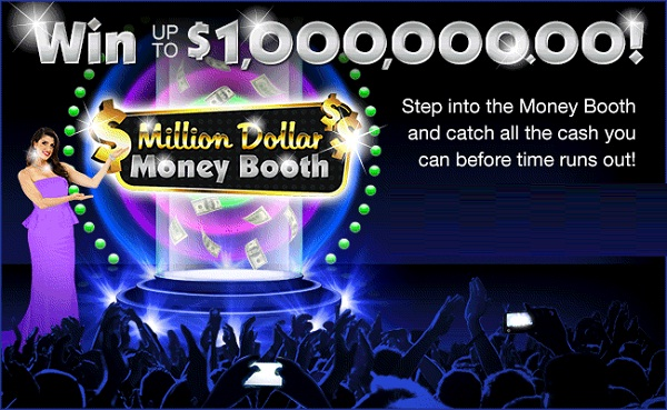 PCH Million Dollar Money Booth Giveaway No  18000