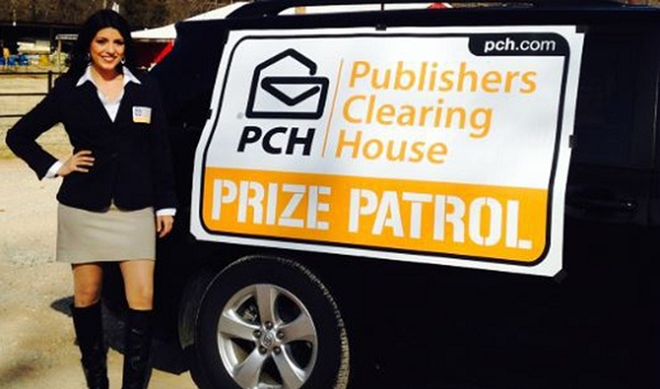 PCH com $10,000 Prize Patrol Pay Day Giveaway No  10806