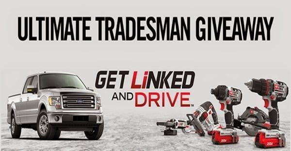 Porter Cable Ultimate Tradesman Giveaway
