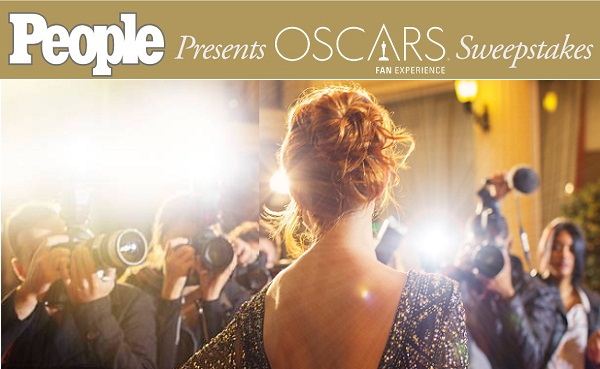 People.com Oscars Fan Experience Sweepstakes 2019