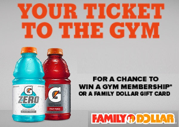 Win a Free Gym Membership for a Year!