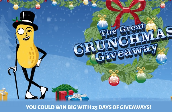 The Great Crunchmas Giveaway