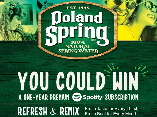 Poland Spring 174 Brand 100 Natural Spring Water Quot Fresh