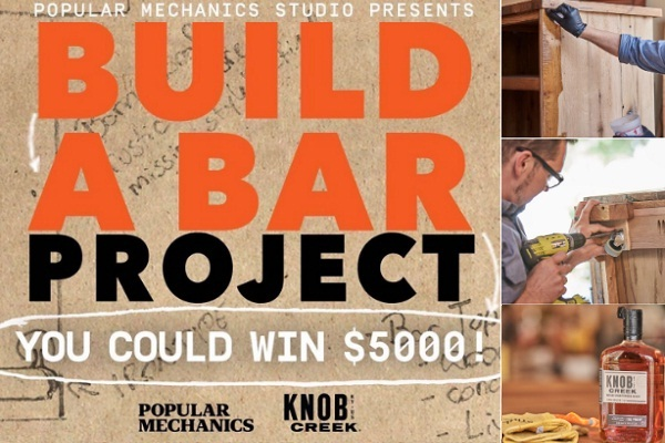 Popular Mechanics Sweepstakes >> Knob Creek Popular Mechanics Contest Win 5000 Cash