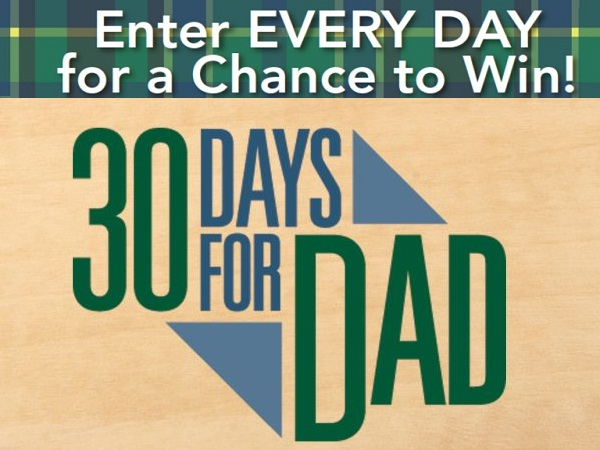 Popularwoodworking.com 30 Days for Dad Sweepstakes