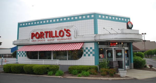 Tell Portillo's Feedback in Guest Satisfaction Survey