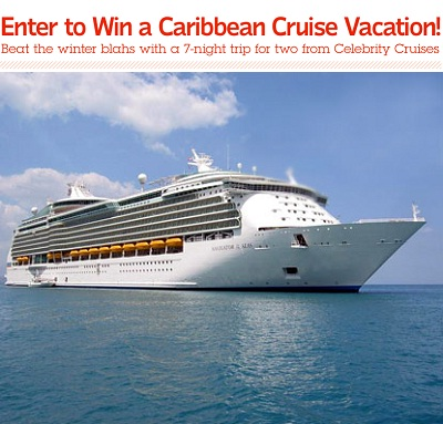 Prevention giveaways 7-day Caribbean Cruise Trip