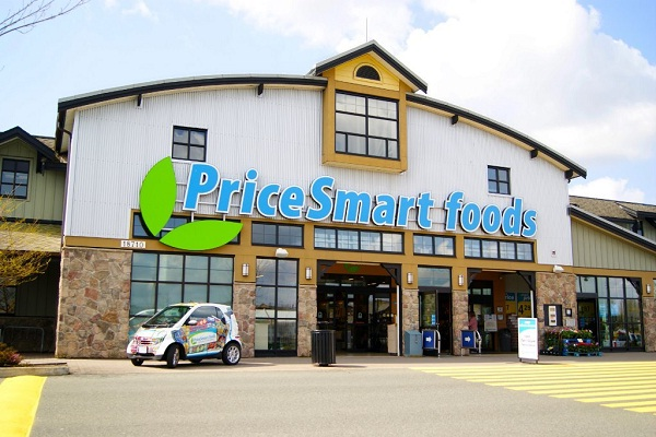 Enter Price Smart Foods Survey Sweepstakes to win $1000 gift card every month