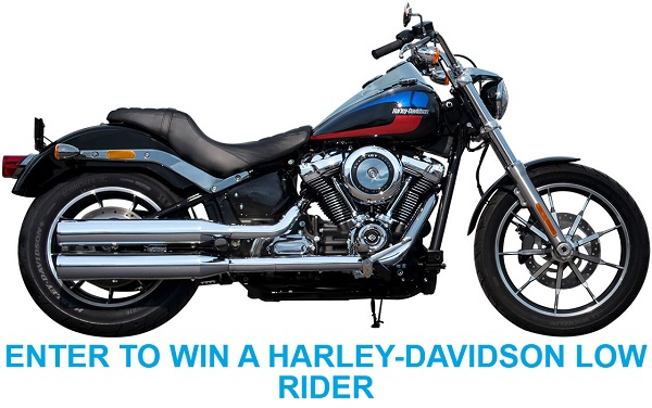 Primex Strong Contest: Win Harley-Davidson Motorcycle!