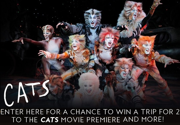 Instyle Cats Movie Premiere Tickets Sweepstakes