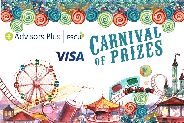 PSCU Carnival of Prizes Instant Win Game