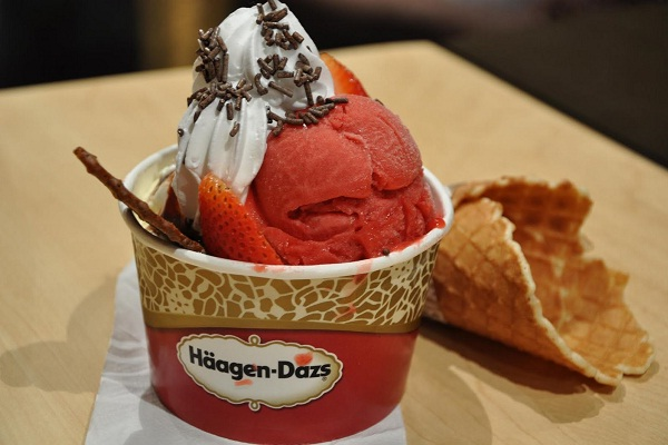 Take Haagen Dazs Customer Survey