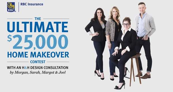 Rbc Insurance 25k Makeover Sweepstakes Sweepstakesbible