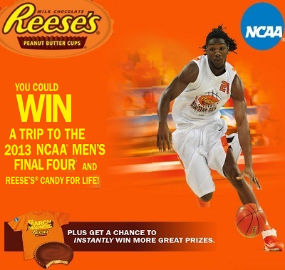 Win a trip to the 2013 NCAA Men's Final Four