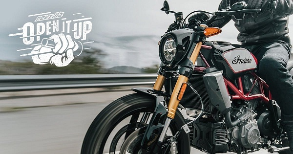 Win 2019 Indian FTR 1200 Motorcycle From Revzilla! | SweepstakesBible